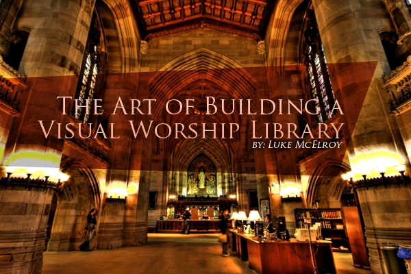 Visual Worship Library Title